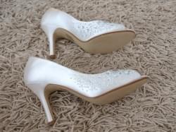 """Chaussures de la mariée Miranda """"Crinoligne"""""""