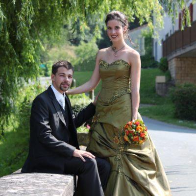 Alyzée et Adrien, printemps 2012