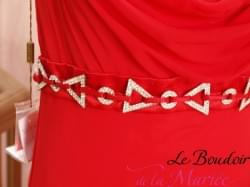 """Robe de cocktail Rouge """"Lexus Privé"""""""
