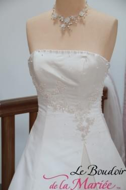 "Robe de mariée Détroit ""Miss Kelly"""