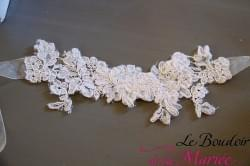 Collier Dentelle / bracelet