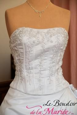 "Robe de mariée Zwina ""Empire du Mariage"""