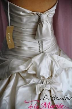 """Robe de mariée Caolin """"San Patrick"""""""