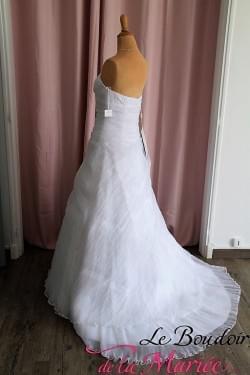 """Robe de mariée Albas """"Priam"""""""