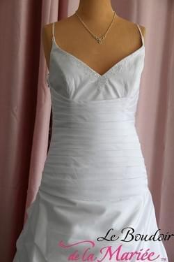 "Robe de mariée LaClaye ""Priam"""