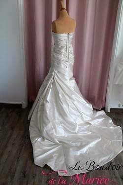 """Robe de mariée Esmirna """"San Patrick"""""""
