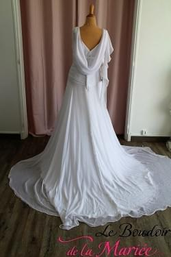 "Robe de mariée Lara ""Hervé Mariage"""