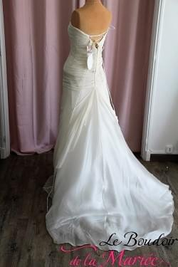"Robe de mariée Idylle ""Le Spose"""