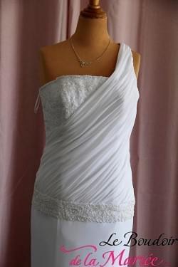 """Robe de mariée Aurons """"Priam-Pondichery"""""""