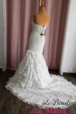 "Robe de mariée Atilly ""Priam - Pondichery"""