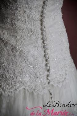 "Robe de mariée Cayetana ""Pronuptia"""