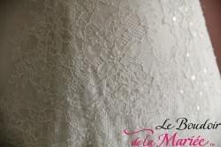 """Robe de mariée Cancan """"Pour un Oui Cymbeline"""""""