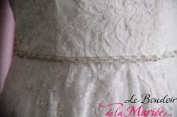 """Robe de mariée """"Linea Raffaelli"""""""