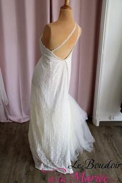 "Robe de mariée Anna ""Sevalie Couture"""