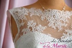 "Robe de mariée Carmen ""Pour un Oui - Cymbeline"""