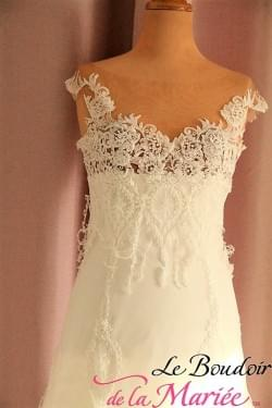 "Robe de mariée Caly ""Cymbeline"""