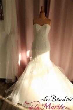"Robe de mariée sirene ""Cymbeline"""