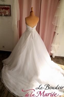 "Robe de mariée Diamant ""Eglantine Créations"""