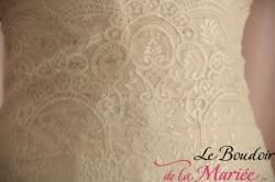 """Robe de mariée Picasso """"Les Mariées de Provence"""""""