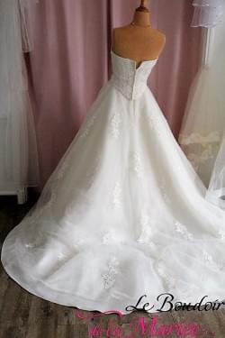 """Robe de mariée Medicis """"Pronuptia"""""""