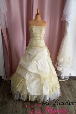 "Robe de mariée Bijoux ""Cymbeline"""