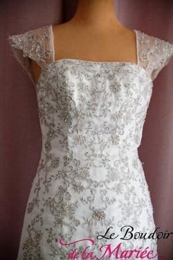 "Robe de mariée Bristol ""Lady Pearl"""