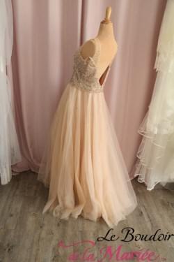 "Robe de cocktail / mariée ""Fashion New york"""