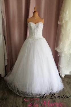"Robe de mariée Sarah ""Demetrios"""