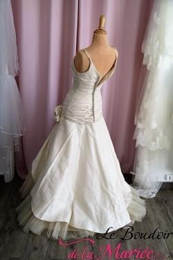 Robe de mariée Gold