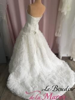 "Robe de mariée ""Tati Mariage"""