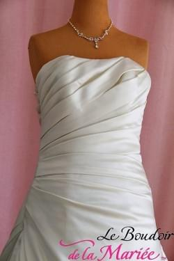 "Robe de mariée Oran ""Atelier Diagonale"""