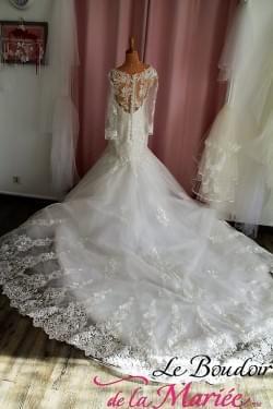"Robe de mariée Pipa ""R. Framboise"""
