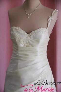 """Robe de mariée Camille """"Carrière"""""""