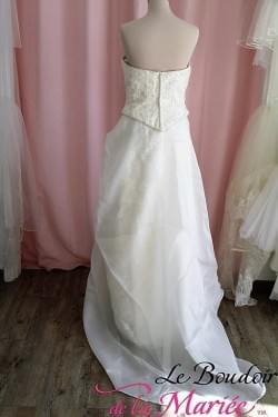 Robe de mariée Sandrine