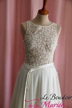 "Robe de mariée Banyuls ""Cymbeline"""