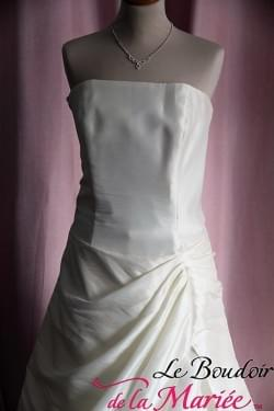 "Robe de mariée Mellona ""Point Mariage"""