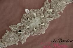 """Bracelet dentelles de mariée """"Bianco Evento"""""""