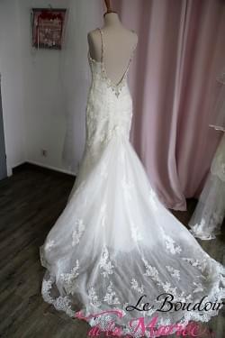 """Robe de mariée Marilia """"Pronovias"""""""