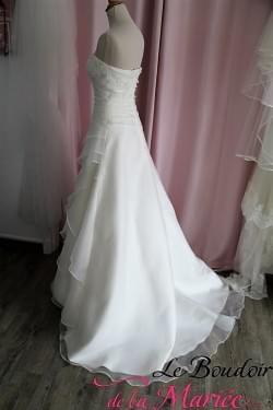 "Robe de mariée Perla ""Point Mariage"""