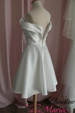 "Robe de mariée ""Sylvanie"""
