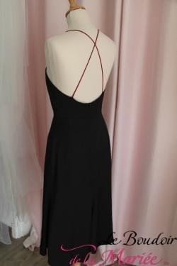 "Robe de cocktail Petite robe noire ""Rime Arodaky"""