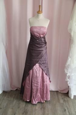"Robe de cocktail Rose ""Juju & Christine"""