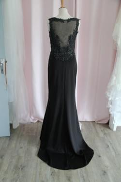 Robe de cocktail Abysse