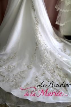 "Robe de mariée 131-32 ""Miss Kelly"""