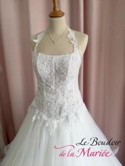 """Robe de mariée L'Amour Blanche """"Aurye Mariage"""""""